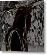 Tribute To Mateo Metal Print by Cheryl Young