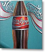 Truth In Labeling Metal Print by Jim Figora