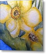 Twosome Metal Print by Sherry Harradence