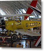 Udvar-hazy Center - Smithsonian National Air And Space Museum Annex - 1212107 Metal Print by DC Photographer