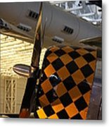 Udvar-hazy Center - Smithsonian National Air And Space Museum Annex - 121289 Metal Print by DC Photographer
