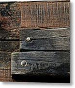 Unnecessary Repairs Metal Print by Odd Jeppesen
