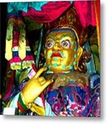 Vaishravana 1 Metal Print by Lanjee Chee