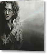 'vedder Iv' Metal Print by Christian Chapman Art