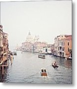 Venice Italy Metal Print by Michele Aristy