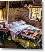 Victorian Bedroom Metal Print by Adrian Evans