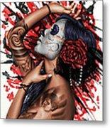 Vidas Angel Metal Print by Pete Tapang