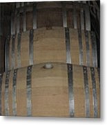 Vineyards In Va - 121218 Metal Print by DC Photographer