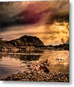 Vortex Metal Print by Bob Orsillo