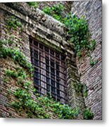 Waiting In Line For The Dome Metal Print by Joan Carroll