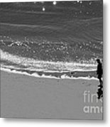 Walking With God Metal Print by Artist and Photographer Laura Wrede