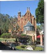 Walt Disney World Resort - Magic Kingdom - 1212141 Metal Print by DC Photographer