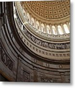 Washington Dc - Us Capitol - 01138 Metal Print by DC Photographer