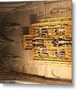Washington National Cathedral - Washington Dc - 0113100 Metal Print by DC Photographer