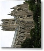Washington National Cathedral - Washington Dc - 011350 Metal Print by DC Photographer
