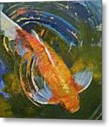 Water Ripples Metal Print by Michael Creese