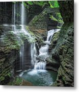 Watkins Glen Metal Print by Bill Wakeley