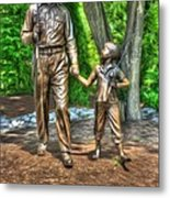 Welcome To Mayberry Metal Print by Dan Stone