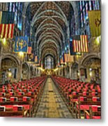 West Point Cadet Chapel Metal Print by Dan McManus