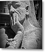 What Have I Done Metal Print by Tom Gari Gallery-Three-Photography