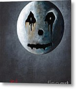 What It's Like Without You - Gothic By Shawna Erback Metal Print by Shawna Erback