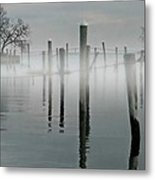 When I Look In Your Eyes Metal Print by Diana Angstadt