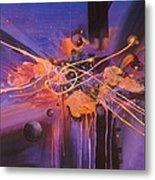 When Planets Align Metal Print by Tom Shropshire