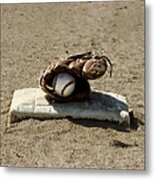 Who's On First Metal Print by Bill Cannon