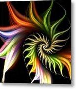 Wild Flower Metal Print by Anastasiya Malakhova