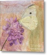 Wings Of Beauty Metal Print by Betty LaRue