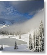 Winter Wonderland Metal Print by Mike  Dawson