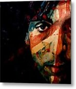 Wish You Were Here Syd Barret Metal Print by Paul Lovering
