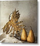 With Pears Metal Print by Elena Nosyreva