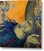 Within Temptation Metal Print by Dorina  Costras