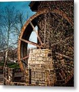 Ye Olde Mill Metal Print by Tom Mc Nemar