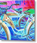 Yesterday It Seemed Life Was So Wonderful 5d25760 Metal Print by Wingsdomain Art and Photography
