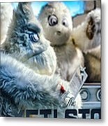 Yeti Store Metal Print by Scott  Wyatt