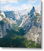 Yosemite Summers Metal Print by Heidi Smith
