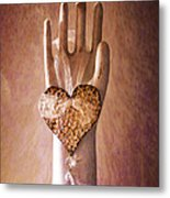 You Can Have My Heart Metal Print by Terry Rowe