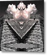 Zeus Metal Print by Dominic Piperata