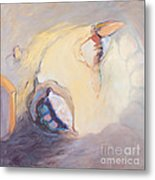 Bewitched By The Light Metal Print by Hanson Beverly