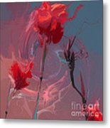 Giant Canna Metal Print by David Klaboe