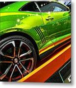2012 Chevy Camaro Hot Wheels Concept Metal Print by Gordon Dean II