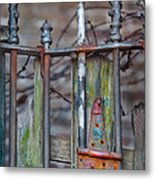 Ageless Metal Print by Brenda Bryant