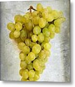 Bunch Of Grapes Metal Print by Bernard Jaubert