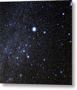Canis Major Constellation Metal Print by Eckhard Slawik