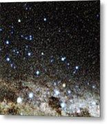 Centaurus And Crux Constellations Metal Print by Eckhard Slawik