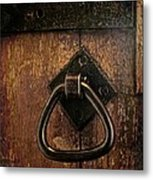 Close The Door Metal Print by Odd Jeppesen