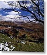 Comeragh Mountains, County Waterford Metal Print by Richard Cummins