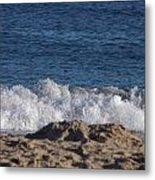 Crashing Waves Metal Print by Jamie Diamond